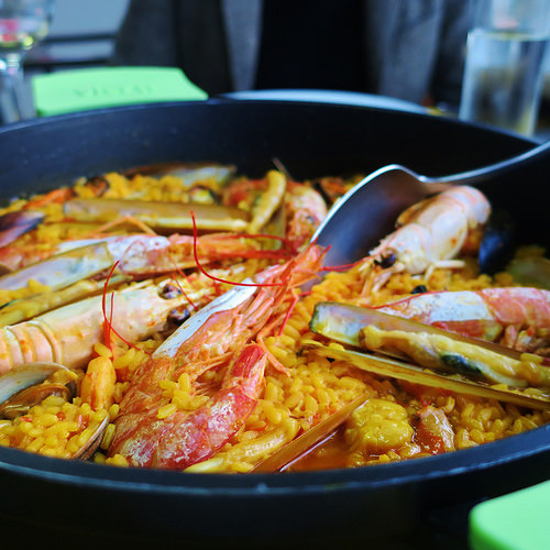 rice fish meat Spain tapas Spanish 10 Unmissable Dishes in Spain