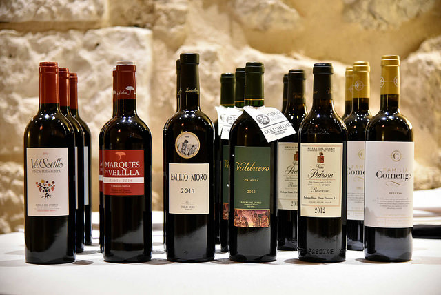 Ribera del Duero Spain wines wineries exclusive