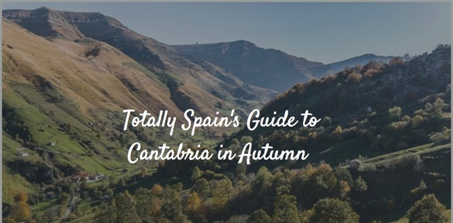 Fall low season Northern Spain holiday