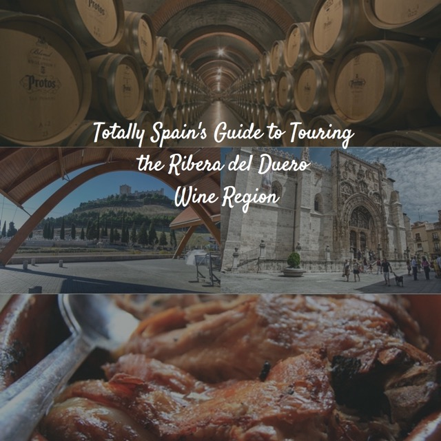 ribera del duero wines winery Spain Spanish