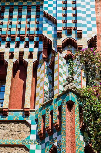 gaudi's Barcelona