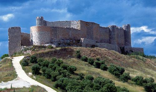 alcazar castle spain spanish castile castilla jadraque el cid