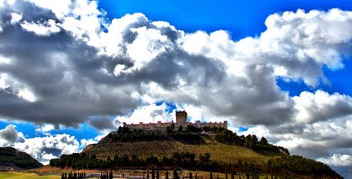 alcazar castle spain spanish castile castilla