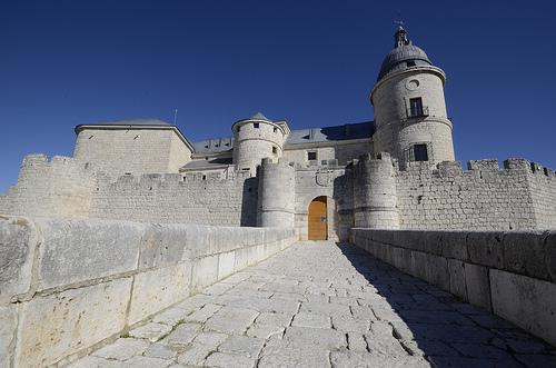 alcazar castle spain spanish castile castilla simancas