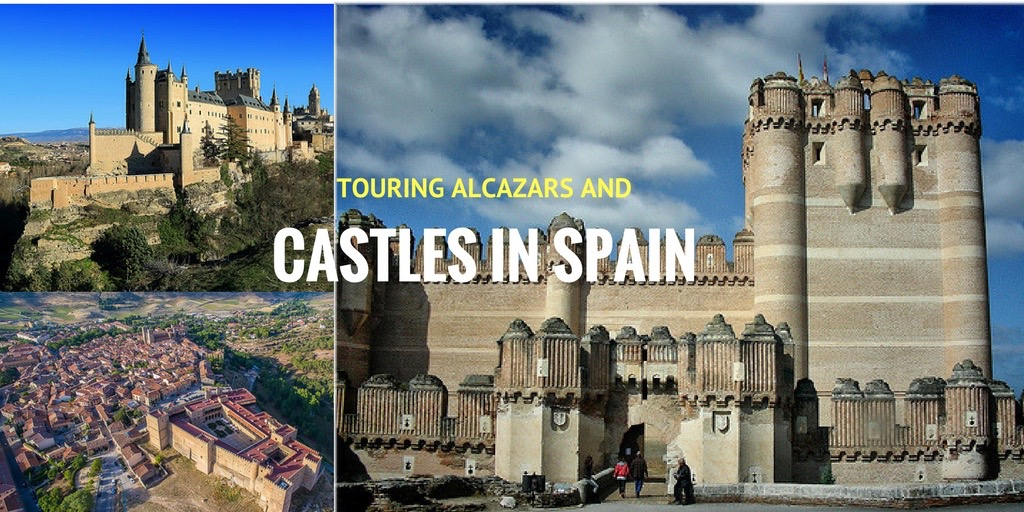 castles towers moates dungeons Spain Spanish