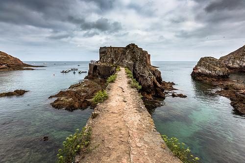 monastery fort Portugal Berlanga Peniche
