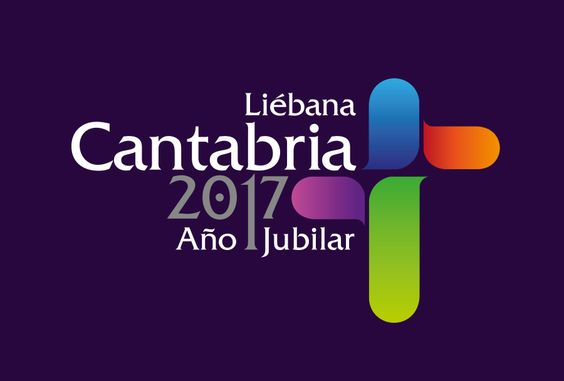 logo liebana camino 2017