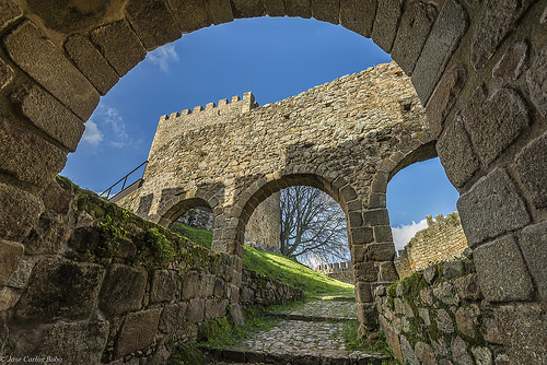architecture castle history Portugal holiday