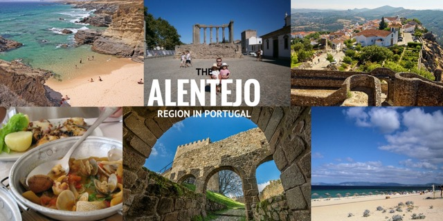 history UNESCO beaches wines Alentejo Portugal