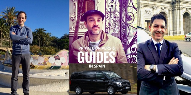 private guide in Spain