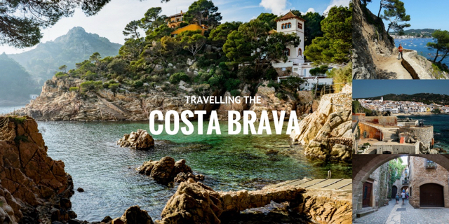 travelling the Costa Brava