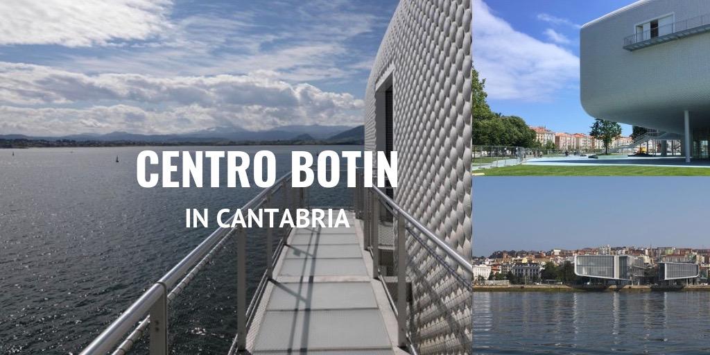 centro botin in cantabria