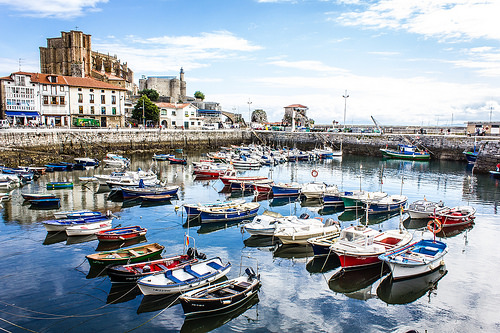 fishing villages in northern spain