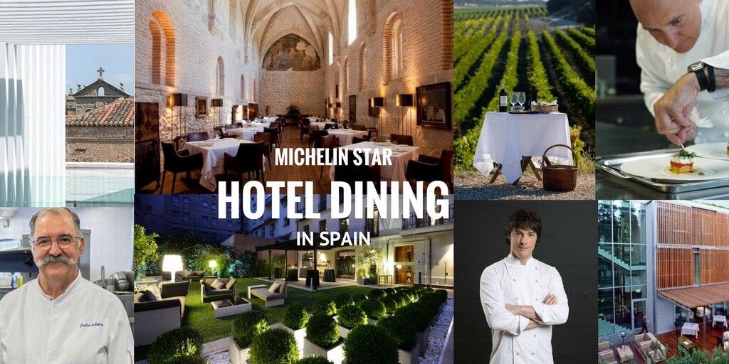 michelin star hotel dining