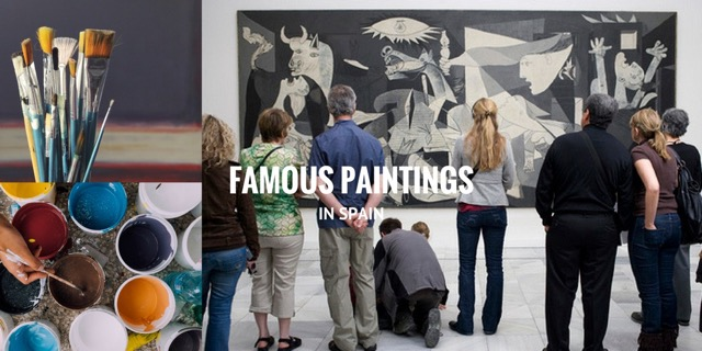 famous paintings in spain