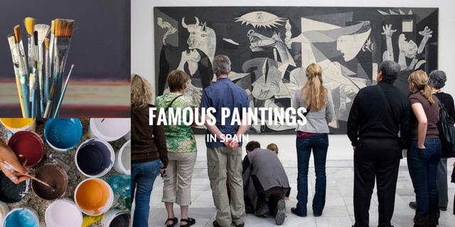 famous paintings in spain