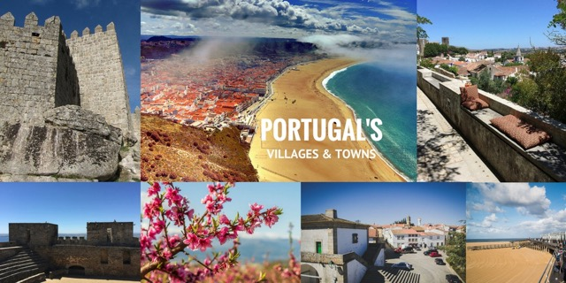 portugal villages and towns header