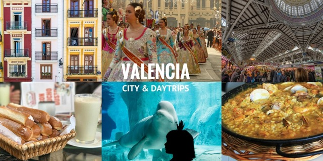 valencia city & day trips