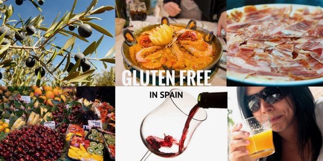gluten free in Spain
