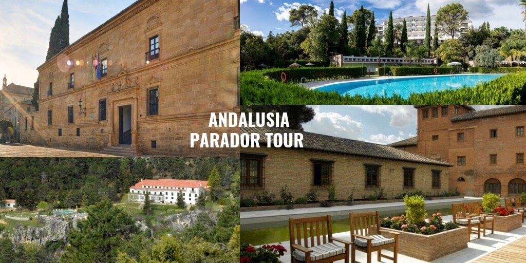 andalusia parador tour