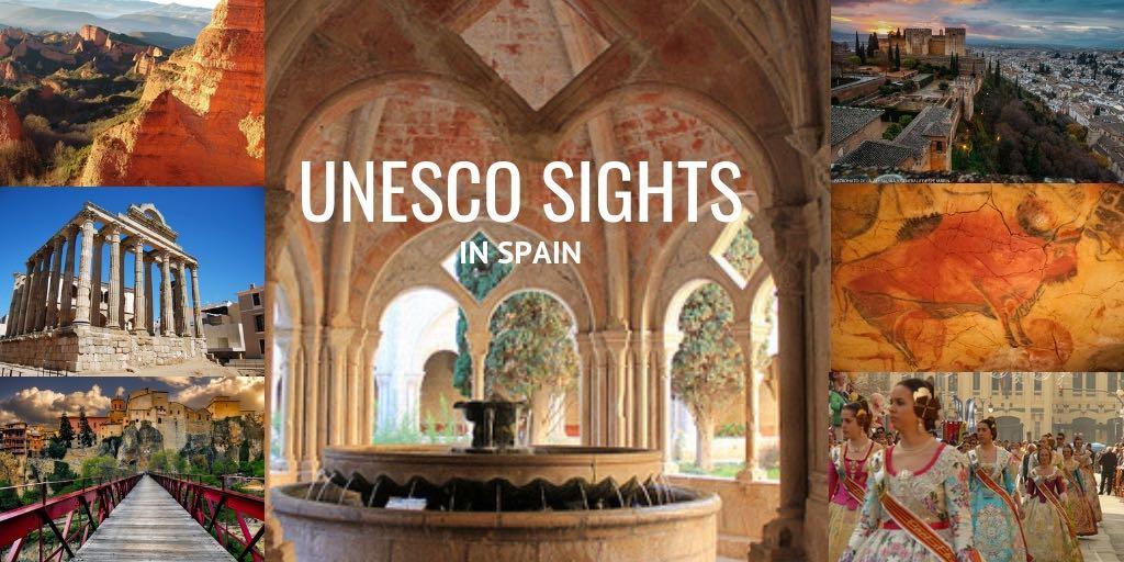 Spain's UNESCO