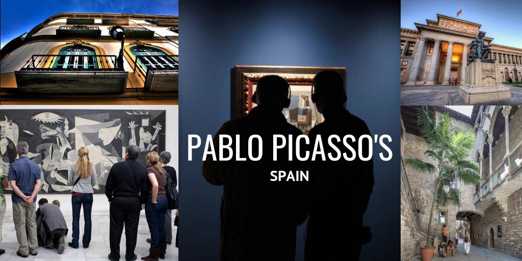 pablo picasso's spain