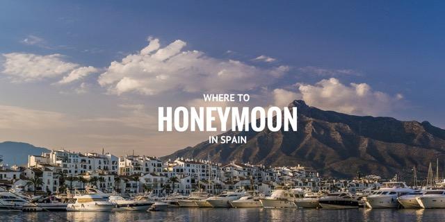 destinations honeymoon in Spain