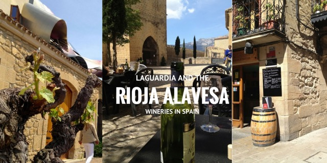 rioja alavesa wineries in Spain