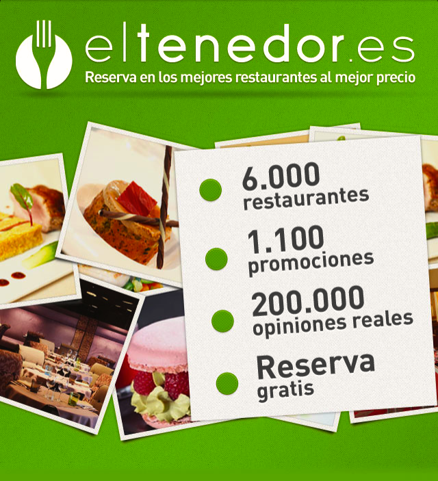el tenedor online table reservations system spain
