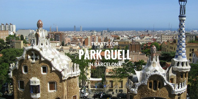 park quell in barcelona