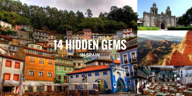 14 hidden gems in Spain
