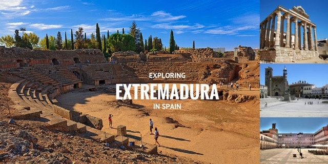guide to extremadura Spain