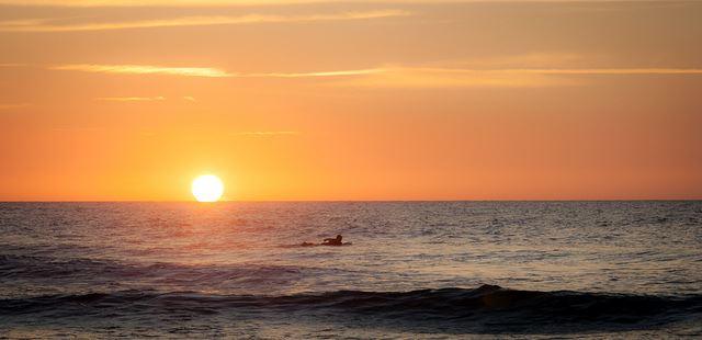 Totally Spain California Cantabria surfing coast