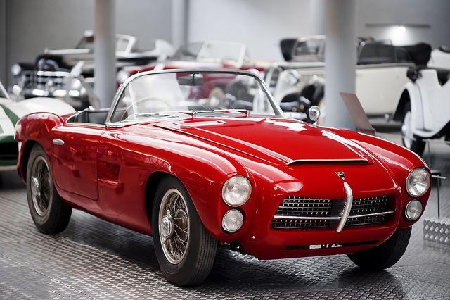 Totally Spain Pegaso vintage classic car museums Salamanca Spain