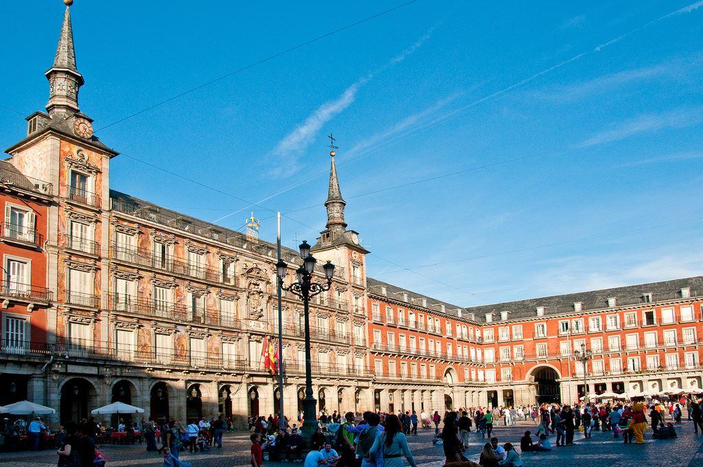amazing spectacular finest squares Spanish Spain