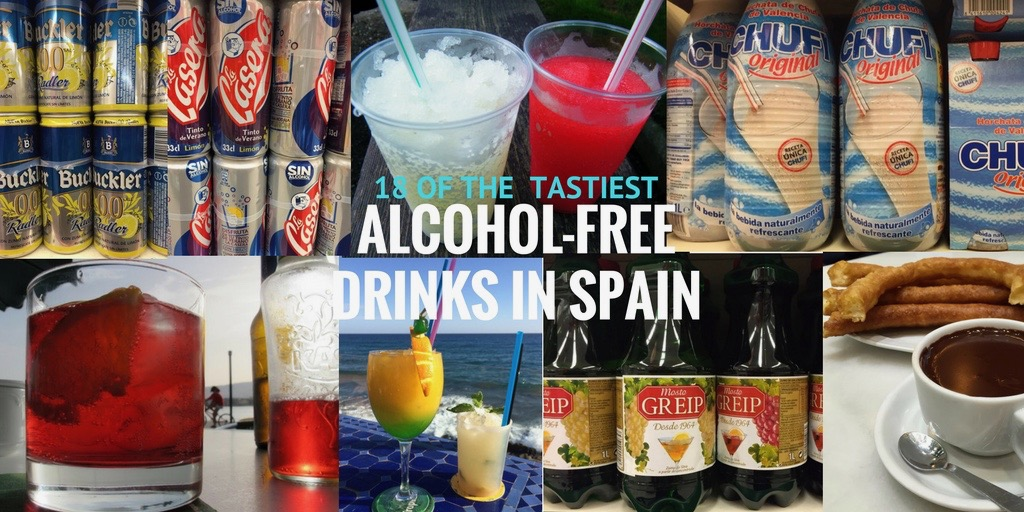 alcohol free sin zero teetotal Spain