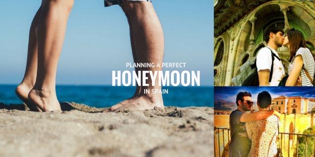 honeymoon in Spain luna de miel