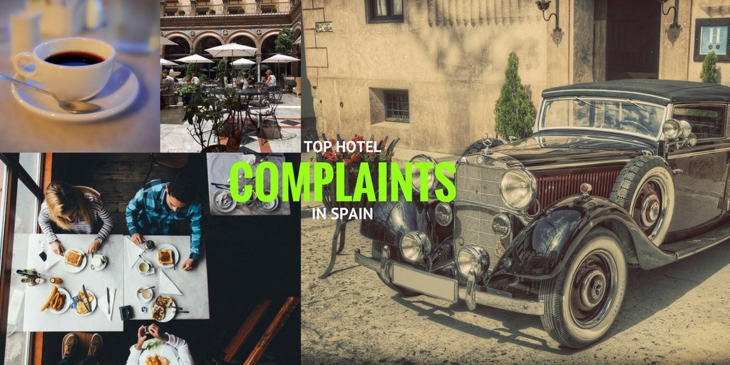 bugbears problems complaints hotels accommodation Spain Spanish