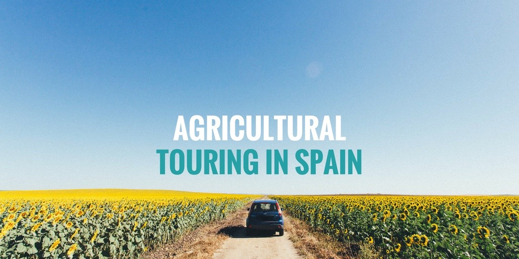 farms food producers agriculture Spain Spanish tours touring