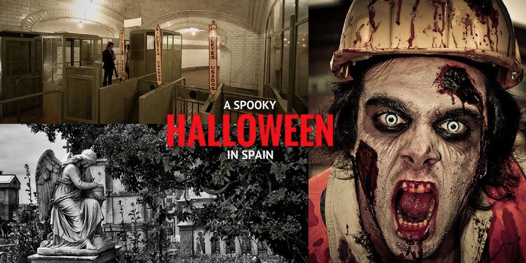 scary frightening spooky Halloween Spain Todos los Santos
