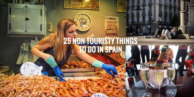 non-touristy things to do in Spain