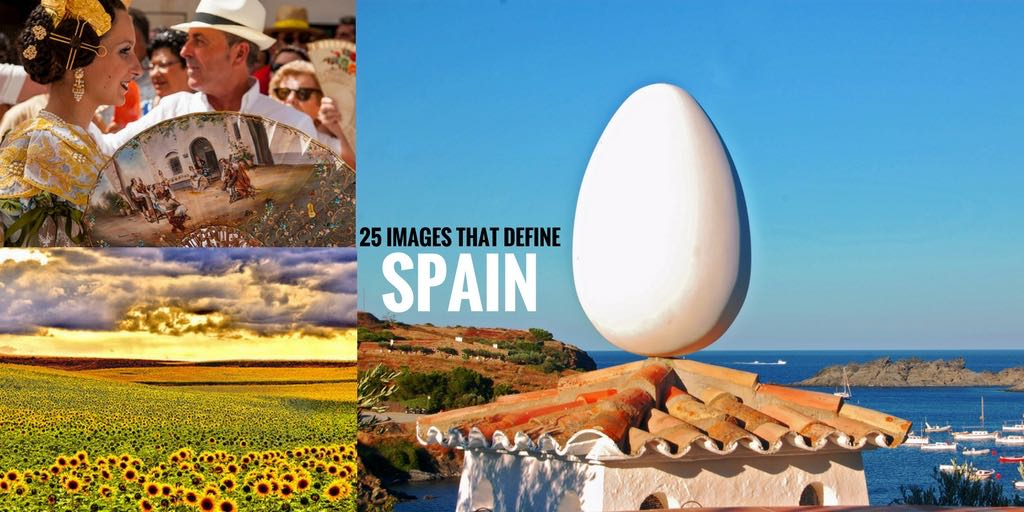 25 photos that define Spain