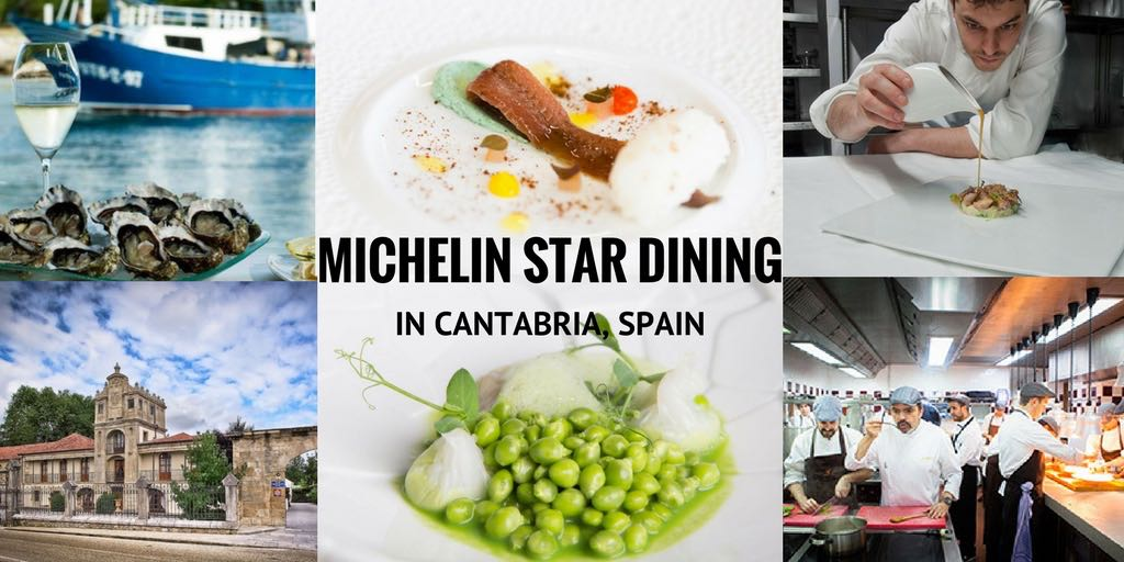 michelin star dining in cantabria header
