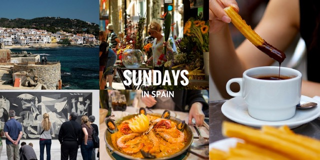 spain on Sundays