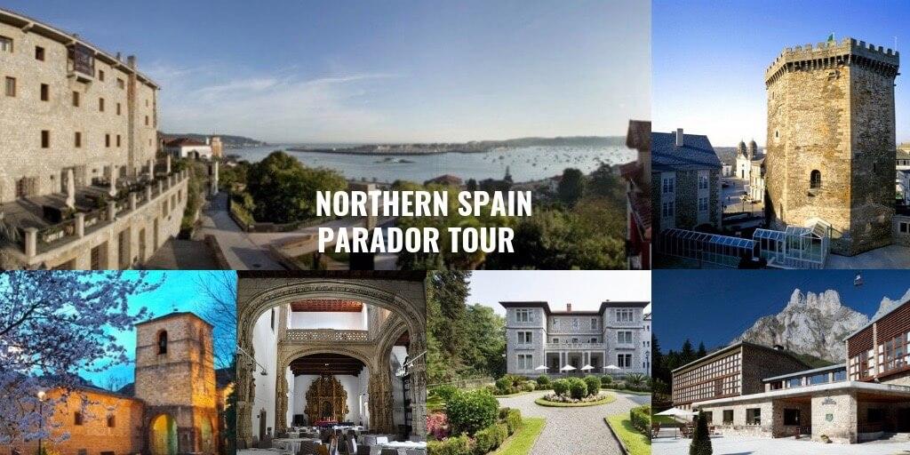northern spain parador tour