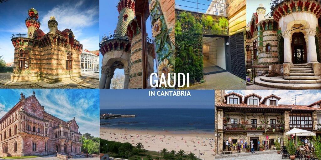 gaudi in Cantabria
